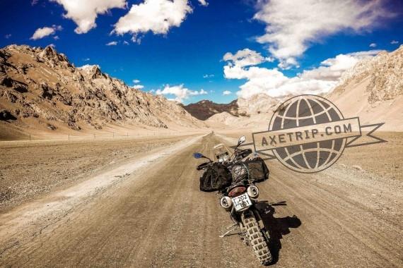moto tour tadjikistan - pamir highway