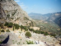 Travel Photography - Greece Delphes 0/0 | axetrip.com
