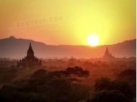 Travel Photography - Myanmar Bagan 0/0 | axetrip.com