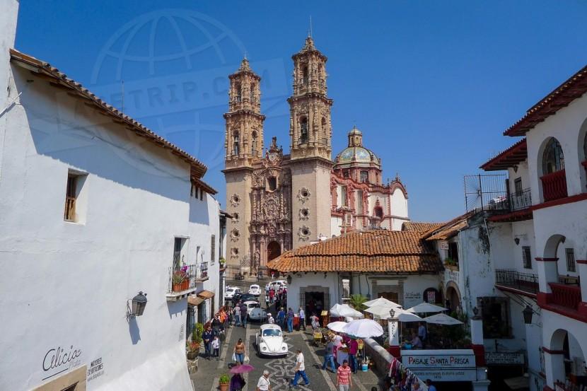Mexico Taxco  | axetrip.com