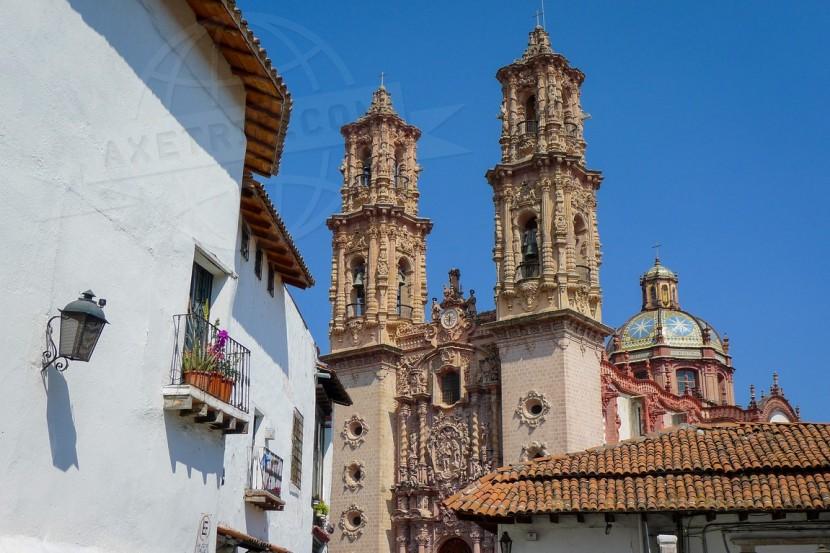 Mexico Taxco    axetrip.com